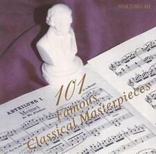 V/A - 101 Famous Classical Masterpieces Volume 3 (UK 20 Tk CD Album)
