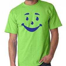 Kool Aid Smile Happy Face T-Shirt 9 Colors