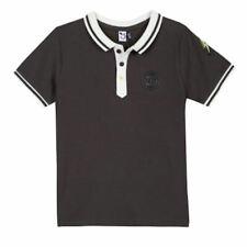 Poloshirt 3 Pommes Jungen T-Shirt gris anthrazite