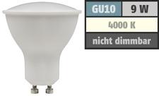 9Watt SMD LED Leuchtmittel | 230Volt Strahler | 900LN | Neutralweiß 4000k |Gu10