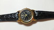 NOS 1990's Citizen Ladies Leather Watch Ref. EL0222-03F