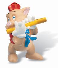 Figurine DISNEY Les Trois Petits Cochons NOUF-NOUF 6 cm