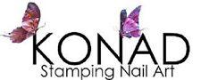 NEW Konad Nail Stamping Image Plates