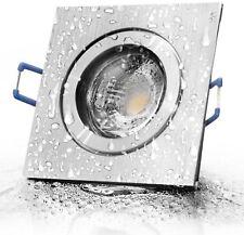 Bi-Color / LED Bad Einbaustrahler / Marin-Q / 230V / 5W=50W / IP44 / Feuchtraum
