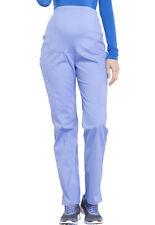 Ciel Blue Cherokee Scrubs Workwear Professionals Maternity Pants WW220 CIE