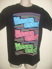 Misión District para Hombre/Damas The Neón Pop Camiseta Pequeño Mediano Grande década de 1980