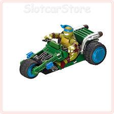 """Carrera GO 61287 Teenage Mutant Ninja Turtles """"Leonardo Turtle Trike"""" 1:43"""
