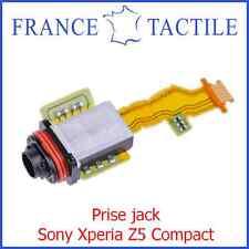 Prise Casque Jack Oreillette Ecouteur pour SONY XPERIA Z5 Compact