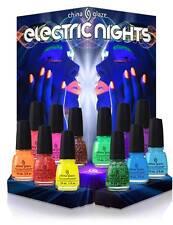 China Glaze Nail Polish Lacquer Electric Nights Collection 0.5oz/14ml