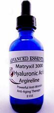 HYALURONIC ACID100% MATRIXYL3000 45% ARGIRELIN 25% ANTY-WRINKLE SERUM