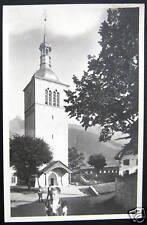 Switzerland~Gruyeres ~ Greyerz ~ Eglise ~Church ~ RPPC