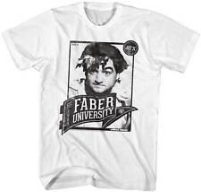 Animal House MovieFaber University Est 1963 Adult T Shirt Classic