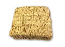 Copridivano Angolare Universale Modello Arricciato Oro