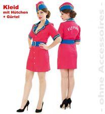 LAG Leg Avenue 86712 Damen Kostüm Stewardess Flugbegleiterin Pilot Sky High Hott
