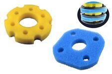 Ersatzfilter Filterschwamm blau/gelb (grob/fein) für CPF 180 und CPF 250