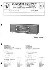 Blaupunkt ORIG. manual de servicio para Granada 7626 500