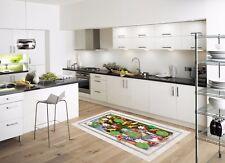 3D étang Poissons 62 Cuisine Tapis Sol Murales Mur Imprimer mur AJ papier peint UK Kyra