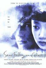 SNOW FALLING ON CEDARS- orig movie poster - ETHAN HAWKE