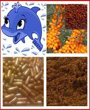 Organic Source Of Sea Buckthorn Berry Capsules, Vegetarian, Omegas 3,6,9 & 7