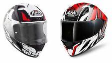 Bikeit Motorcycle/Motorbike Airoh Valor Full Face Helmet