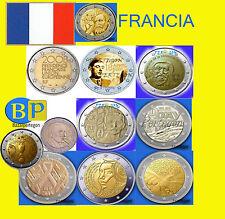 2 euros conmemorativos Andorra Francia 2017 Gedenkmünzen euro envio combinado