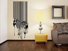 codice a barre Zebra - STUPEFACENTE ARTE da muro,decalcomania,muro adesivi