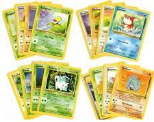 Pokemon Jungle Common 16 Card Set