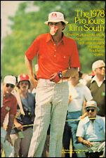 1978 Vintage magazine photo of Al Geiberger PCA Golfer (091412)