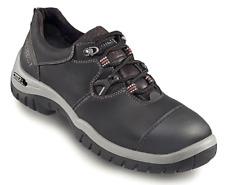 OTTER 71011 Chaussures De Sécurité De Travail Planes noir ESD