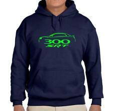 2012-17 Chrysler 300 SRT Hemi Navy Blue Hoodie Sweatshirt FREE SHIP