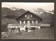 """SAINT-FRANCOIS-sur-BUGEON (73) CHALET-BAR """"ROC NOIR"""""""