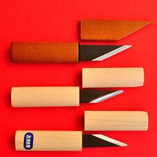 Japan Wood Carving blade Cutter Chisel Kiridashi Kogatana craft knife left right