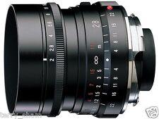 100% New Unused Voigtlander ULTRON 28mm F2 Leica M Voigtlaender M9