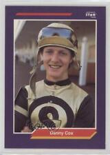 1992 Horse Star Jockey Cards Danny Cox #55