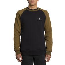 Volcom Stay Blue Knitted Jumper Burnt Orange for Men