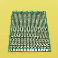 7 x 9cm Soldering Glass Fiber Single-sided 2.54mm Universal Circuit Board PCB