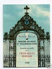 FRANCE - 1968 - carnet Croix Rouge 2017 - neuf**
