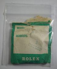 Genuine Rolex 119 Tropic Cyclop Plastic Plexi Acrylic Watch Crystal 25-119