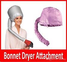 Portable Soft Hair Care Blow Dryer Attachment Drying Cap Bonnet Hood Hat Diffuse