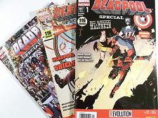 Selección = Deadpool Special # 1 2 3 4 5 6 7 8 (Panini) nuevo