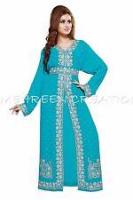 BLING DUBAI WOMEN FARASHA JILBAB ARABIAN DESIGN FOR WOMEN CLOTHING EDH 5061