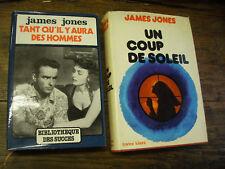James Jones un coup de soleil + tant qu'il y aura des h