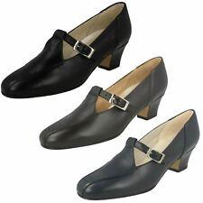 Ladies Nil Simile Narrow Fitting Mary Jane Shoes Beryl