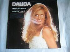 Dalida -  Femme est la nuit – Comme si tu revenais d'un long voyage – Amoureuse