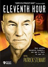 The Eleventh Hour (DVD, 2006, 2-Disc Set) Vol 1 & Vol 2 Episodes 1-4