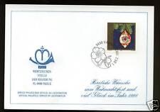 Liechtenstein 1997 Christmas Philatelic Card