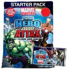 Marvel Hero Attax HERO ATTAX SERIES 1 LIMITED  EDITION  CARDS.... CHOOSE