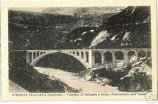 gorizia italianana gorz ponte ferroviario salcano isonz