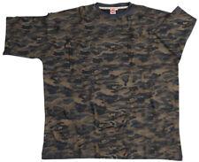 Übergrößen !!! Designer T-Shirt HONEYMOON camouflage 3XL bis 12XL