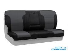 Coverking Neosupreme Rear Custom Car Seat Cover For Chevy 2014 Silverado 3500 HD